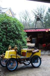 Eingangsbereich Motoren-Museum Schleswig-Holstein