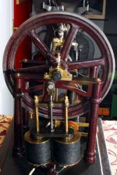 Nachbau Galvanomotor