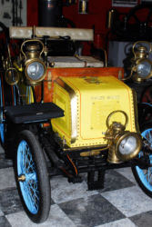 Dampfauto English Mechanic Steam Car