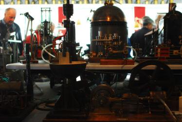 Spezialmuseum für Elektro und Dampf, hauptsächlich Modelle