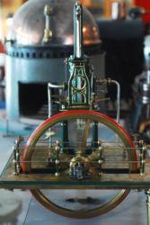 Dampfmaschine Modell