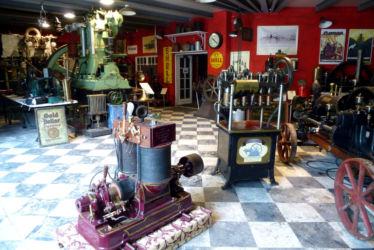Motorenhalle Motoren-Museum Schleswig-Holstein